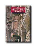 Vadas  József - Budapest  építészete  -  angol