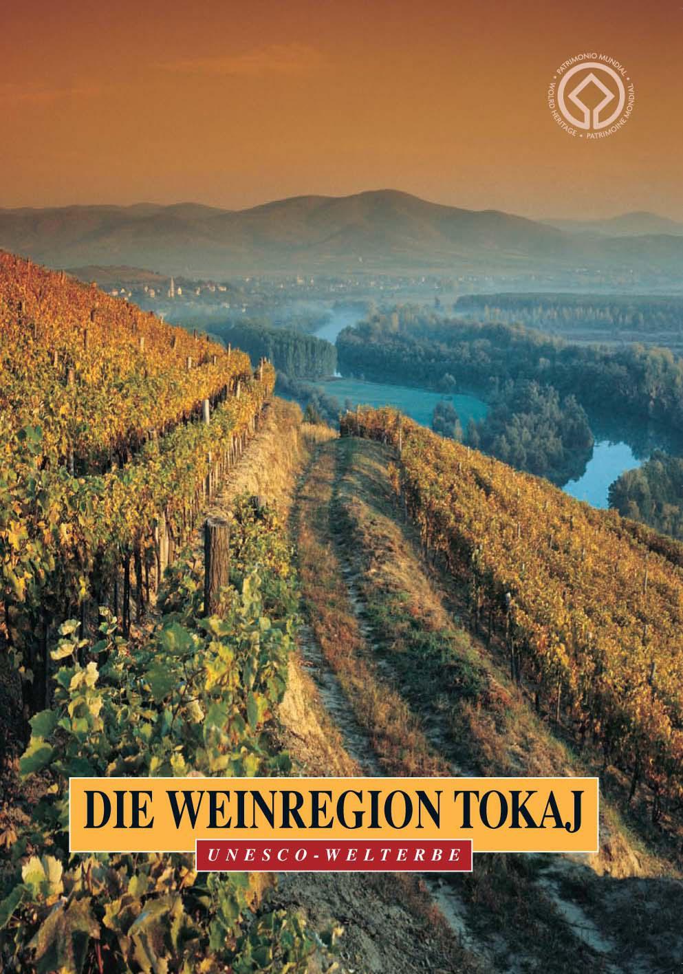 - - A tokaji borvidék - német nyelven