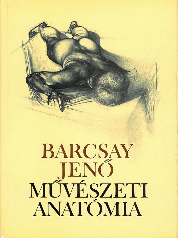 Barcsay Jenő - Művészeti anatómia
