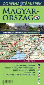 - - Magyarország idegenforgalmi autóstérkép - 2015 (3. kiadás)