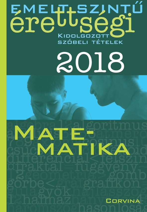 Dr. Siposs András - Emelt szintű érettségi - Matematika 2018