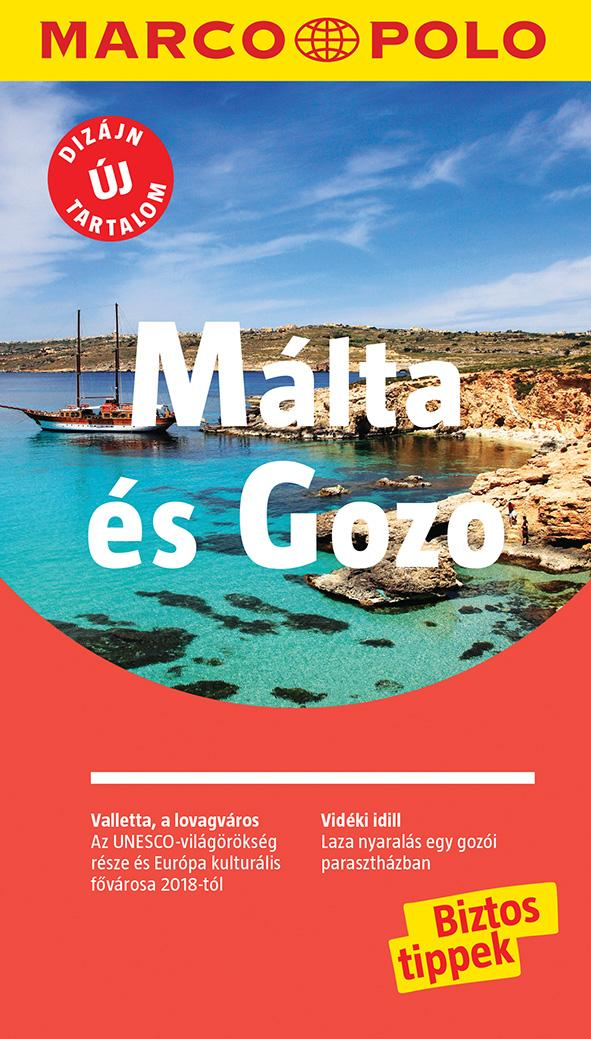 - MÁLTA ÉS GOZO - Marco Polo - ÚJ TARTALOMMAL!