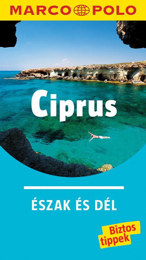 - - Ciprus - Marco Polo - ÚJ TARTALOMMAL!