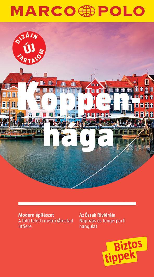 - - Koppenhága - Marco Polo - ÚJ TARTALOMMAL!