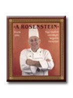 Frank Júlia - A Rosenstein - legjobb receptek